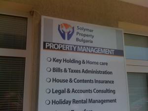 Solymar Property